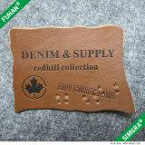 Кожаный Label&Tag для одежды отдыха одежды