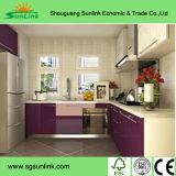 Двери мебели кухни и шкафа острова