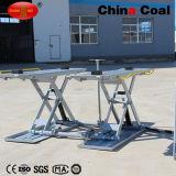 Cer Lxd-6000 Scissor Auto-anhebenden Maschinen-beweglichen Auto-Aufzug