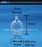 4oz 6oz 8oz unterschiedliche Form Xo Wein-Glasflasche