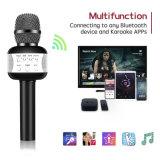 Microfono senza fili di karaoke, altoparlante di Bluetooth con i regali della batteria ricaricabile per i capretti