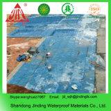 具体的な屋根ふきのための自己接着瀝青の防水材料