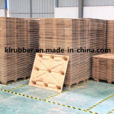 Bandeja de madeira com pressão padrão Euro Standard