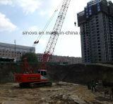 CHUY360 grúa hidráulica compactación dinámica de maquinaria de construcción