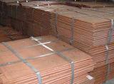 Cátodo de cobre eléctrico de cobre amarillo de la dimensión de una variable del material y de la placa