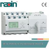LCD表示、情報処理機能をもったATSが付いているRDS3-125cの分割されたタイプ自動転送スイッチ