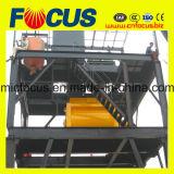 Stationaire Concrete het Groeperen van de Transportband van de Riem Installatie met de Concrete Mixer van Ce