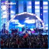 Alquiler video a todo color de interior para los acontecimientos, conferencia, partidos, reuniones de la pared del gigante LED