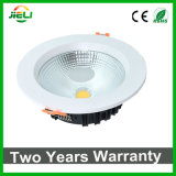 Bonne qualité 7W AC85-265V LED encastré Downlight LED