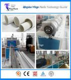 Plástico PVC em pó Materiais de tubulação Extrusão Line / PVC Conical Twin Screw Extruder System