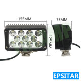 4X4 트럭을%s Offroad 6.1inch 33W Epistar LED 일 빛