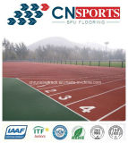 EPDM Granules Rubber Floor for Running Track / Playground