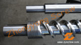 38CrMoAlA Nitrided Screw en Barrel voor Rubber Machine
