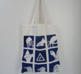有機性キャンバスファブリック防水戦闘状況表示板のキャンバスのショッピング・バッグをカスタマイズしなさい