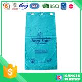 El plástico impreso personalizado caca doggy bag