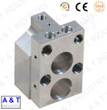CNC van de precisie het Mechanische Deel van de Draaibank, die Delen, de Delen van het Roestvrij staal machinaal bewerken