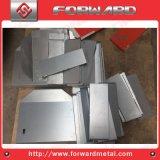 OEM и ODM металлические или алюминиевую пластину крышки