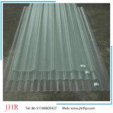 Impermeabilización de cubiertas de invernadero tragaluz tragaluz plano de la FRP Láminas de policarbonato