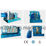 Boulons et noix Joints Arch Roof Building Roll Forming Machine Prix