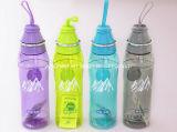 Beste verkaufende neue Qualitäts-einzelne Wand-Plastiktrinkwasser-Flasche