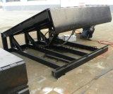 rampe de charge hydraulique électrique du conteneur 10t