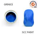 Excellent effet Séchage rapide 2k Top Color Chrome Gold Spray Paint