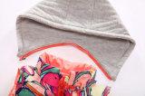 Gilet chaud réversible d'enfants de vêtements de l'hiver pour l'usure du gosse