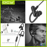 La ejecución de los auriculares inalámbricos auriculares Bluetooth Sweatproof para correr