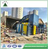 Compressa de empacotamento plástica Waste automática da venda direta