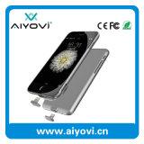 EbayのiPhone 6/6s 4.7inchのための熱い販売超薄く再充電可能なバックアップ力バンク力Pase