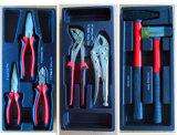 Профессия оборудует линию шкаф инструмента -228PCS с 6 ящиками (FY228A)