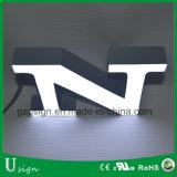 사용되는 옥외 광고를 위한 Frontlit 에폭시 수지 LED 채널 편지