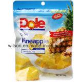 Frutas secas de ananás secos máquina de embalagem alimentar automático