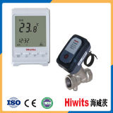 Термостат Mbus WiFi комнатной температуры цифров допустимый цены беспроволочный франтовской