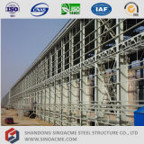 Costruzione pesante prefabbricata del gruppo di lavoro della struttura d'acciaio