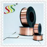 二酸化炭素ガスによって保護されるMIG Sg2の溶接ワイヤEr70s-6