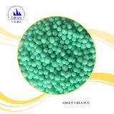 ポリマー上塗を施してある尿素 (PCU)CAS No.: 57-13-6