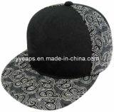 면 또는 폴리에스테 코드 적합 또는 스판덱스 야구 모자