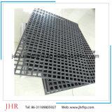 Rejilla de plástico reforzado con fibra con una mayor resistencia de carga pesada tipo