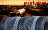 Doublecoin calidad para el mercado coreano 12r22.5 neumáticos 385/65R22.5