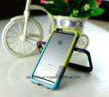 Caisse imperméable à l'eau colorée d'accessoires de téléphone mobile pour le cas de l'iPhone 6s pour le cas de couverture de cellules/téléphone mobile de l'iPhone 6