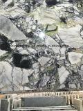 タイルおよび浴室の上のためのOnxyまたはヒスイの中国の緑の大理石の平板