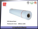 PTFE Skived Sheet, 0.24mm Thickness