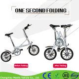14 Zoll-Aluminiumlegierung-mini leichtes faltendes Fahrrad