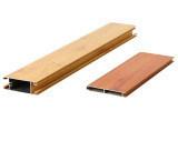 Perfil de madera de la pintura de Alumnium para la anodización de la capa del polvo de las puertas de la ventana