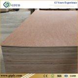 madera contrachapada de Bintangor de la base de la madera dura de 2.7m m