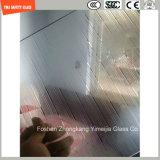 la stampa del Silkscreen di 3-19mm/incissione all'acquaforte acida/hanno glassato/piano del reticolo/hanno piegato Tempered/vetro temperato per il portello dell'hotel e della casa/finestra/acquazzone con il certificato di SGCC/Ce&CCC&ISO
