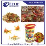Машинное оборудование еды рыб хлопь надувательства высокого качества горячее