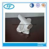 HDPE Stern gedichteter unterer Beutel-Abfall-Beutel auf Rolle