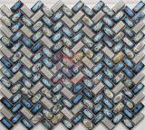 Mattonelle di mosaico di ceramica della decorazione di Fambe di figura del Knit (CST294)